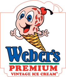 Webers Premium Custard & Ice Cream