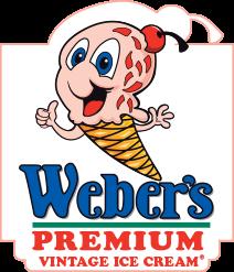 Webers Premium Custard & Ice Cream